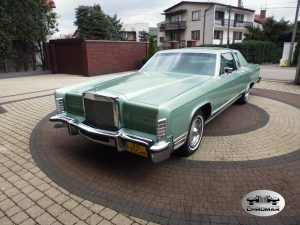 The final effect Lincoln Continental 1978 r