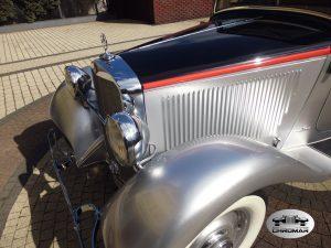 Efekt finalny Mercedes Benz 200 C 1933 r