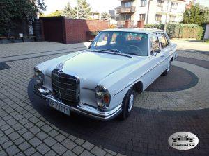 Efekt finalny Mercedes Benz W108 220 1968 r