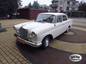 Efekt finalny Mercedes Benz W110 190 1967 r