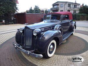 Packard Twelve Victoria 1938 r