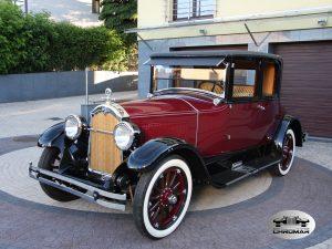 Efekt finalny Buick 48 Coupe 1924 r