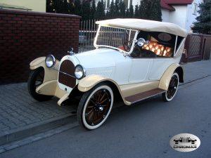 Efekt finalny Oldsmobile 53 1918 r